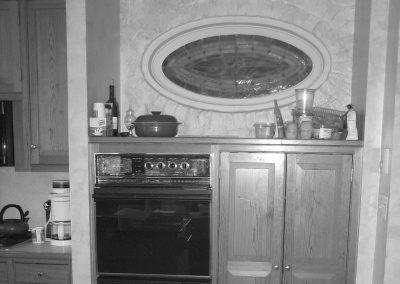 Park Street Kitchen - before
