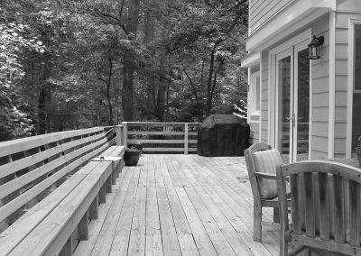 Ballard Woods - before