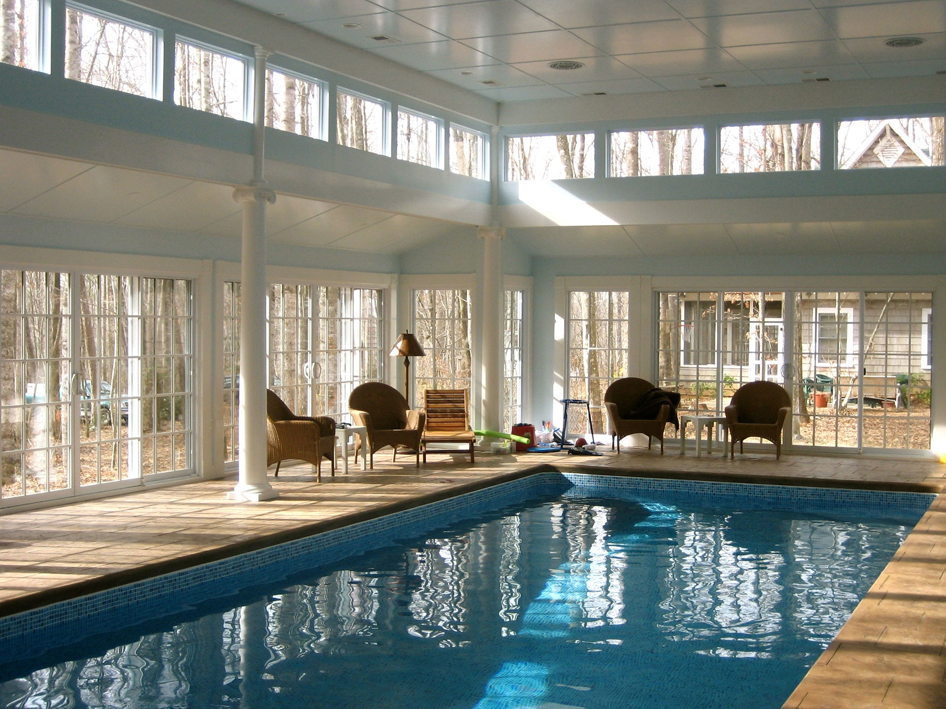Ardwood Poolhouse