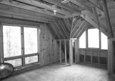 Beech House - before