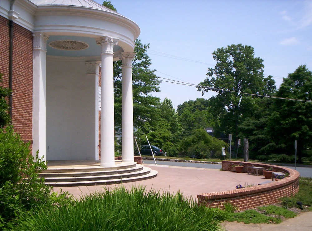 Thomas Jefferson Memorial Church