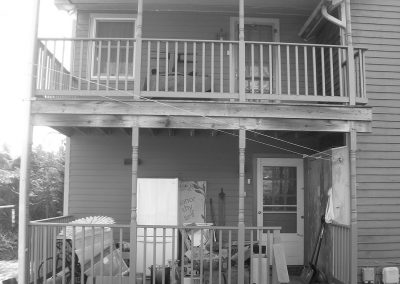 Belmont Farmhouse - before